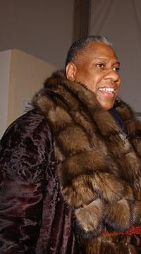 Andre Leon Talley: 60 W. 55th Street