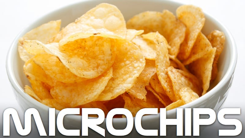 Eat a bowl of chips - for Big Brother
