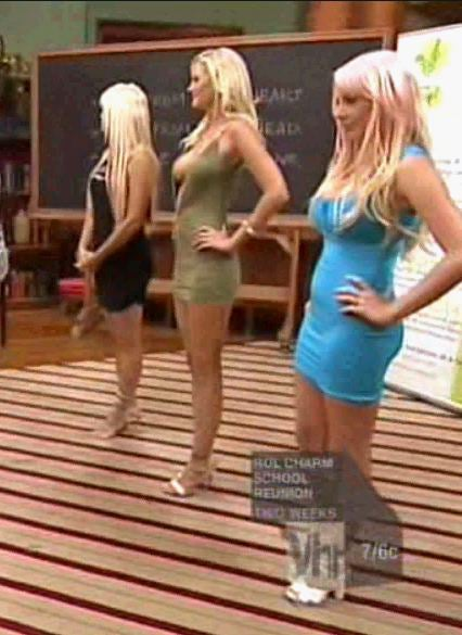 Charm School Finale: Girls Swear Off Televised Puking, Farting, And Naked Cartwheels