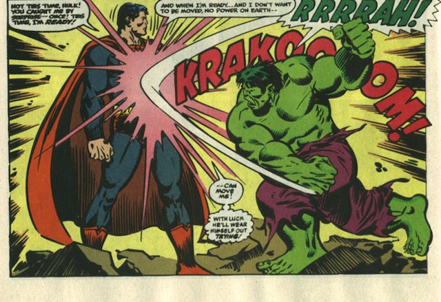 12 Heroes and Villains Who Kicked the Incredible Hulk's Green Ass