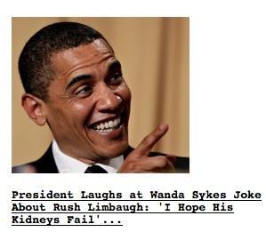 The Audacity of Joke