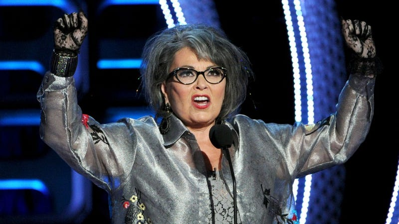 Roseanne Barr Accused of Transphobia After Negative Tweet About Green Party Candidate Jill Stein