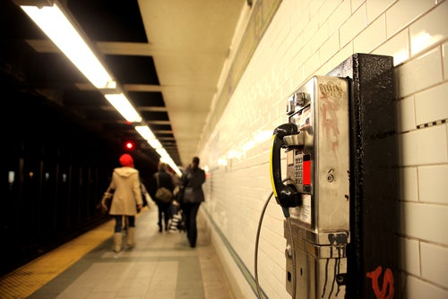Cell Phone Service Coming to NYC Subway Stations by End of 2011