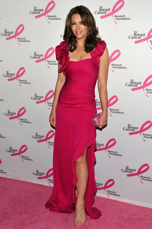 Breast Cancer Foundation's Hot Pink Party: Aren't They Pretty In Pink? (Aren't They?!)