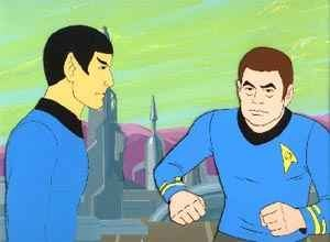 A New Star Trek Animated Series Coming to Television?