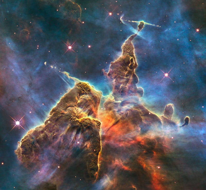 Hubble discovers Mordor in space!