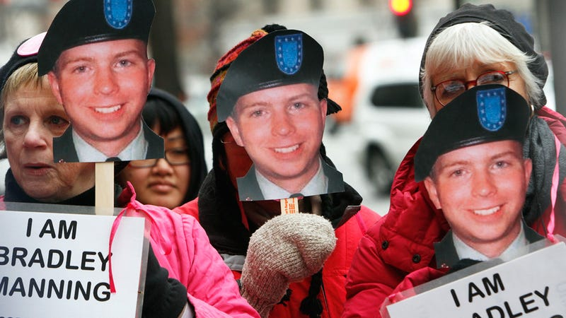 Wikileaks Suspect Bradley Manning Now Faces Possible Death Penalty
