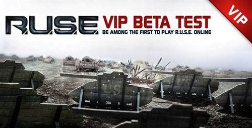 R.U.S.E. Beta Coming Later This Y.E.A.R.