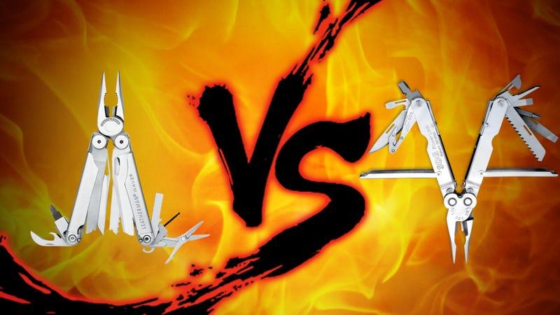 Multitool Showdown: Leatherman Wave vs. SOG PowerLock