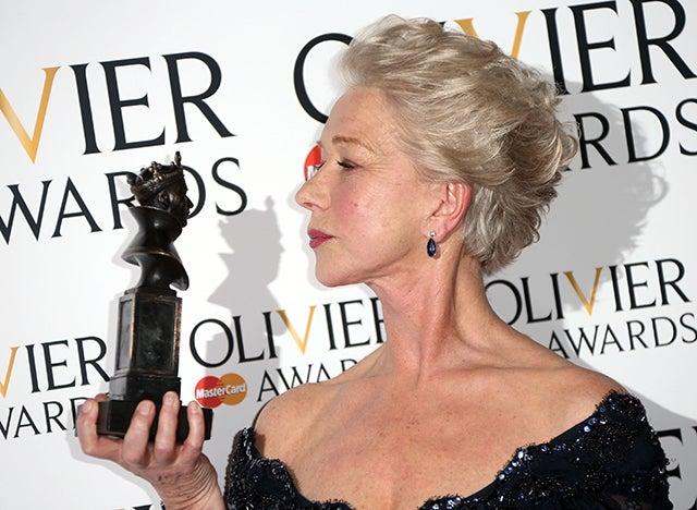 Helen Mirren Is Perfect