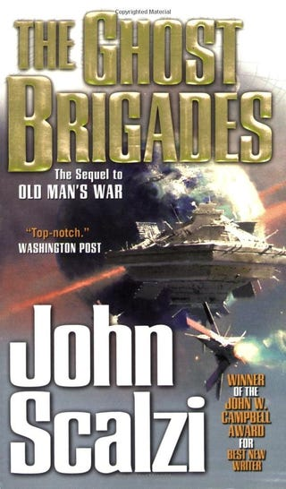 Syfy's Turning John Scalzi's Old Man's War Books Into A TV Series