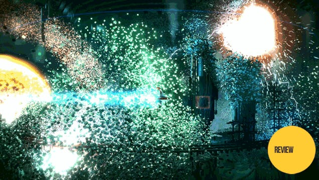 Resogun: The Kotaku Review