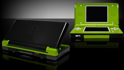 Colorware Brings Its Fine Rainbow Craft to the Nintendo DS