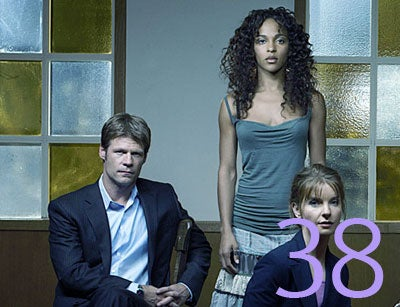 The Top 100 Science Fiction/Fantasy Shows: #31 Through 40