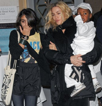 Will Madonna Choose Kabbalah Over Court?