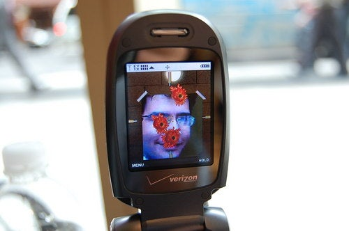 Gosub 60's Camera Phone Darts: Here's Tomato In Your Eye