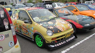Yes, Anime Themed Cars Are Pretty Common In Japan