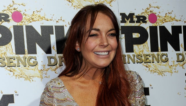 Lindsay Lohan is Voting for Mitt Romney Because Of Course She Is