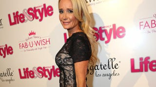 Kim Richards Tells Dr. Phil Drunken Arrest Was 'My Fault'