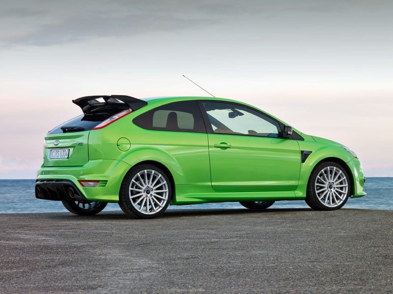 305 HP Ford Focus RS Coming To America?