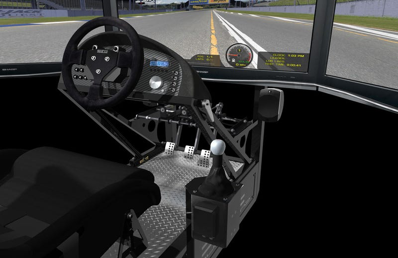 Motion-Pro II Racing Simulator Blows Minds, Budgets (Verdict: Must Have, Prepare Divorce Papers)