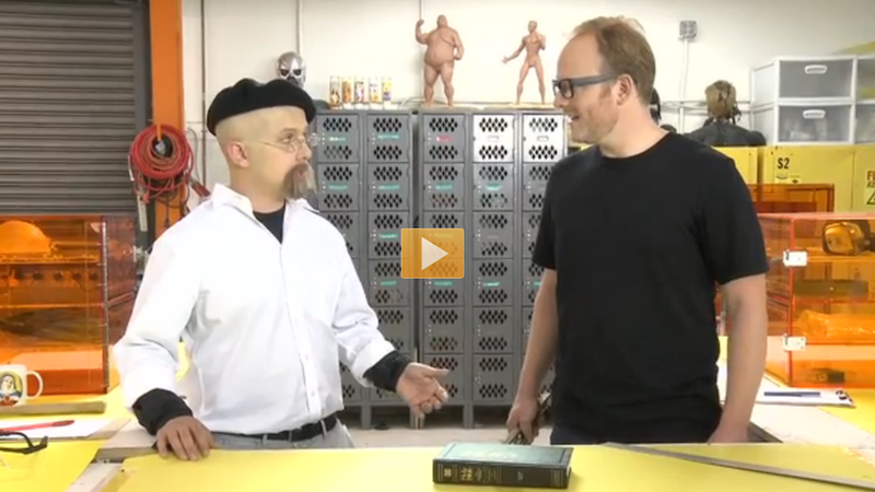 Watch The Mythbusters Hilariously Answer If God Exists or Not