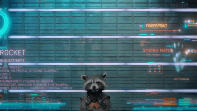 Here's The First Proper Guardians Of The Galaxy Trailer