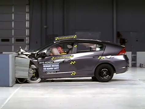 Kia Soul, Insight And Prius Awarded IIHS Top Safety Ratings