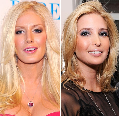 The Heidi Montag Double Standard