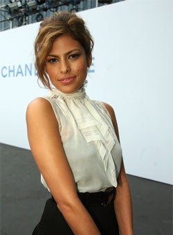 Eva Mendes To Be A Real Screamer