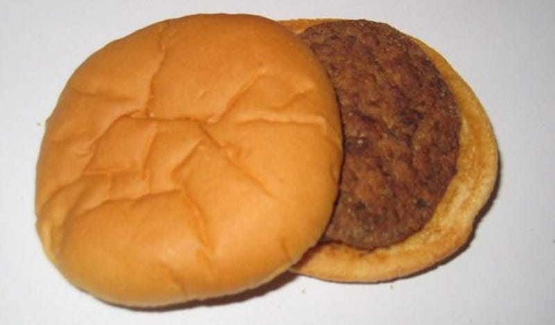 14-Year-Old McDonald's Burger Looks the Same As On the Day It Was Made