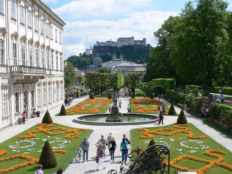 The World's Strangest and Most Magnificent Gardens