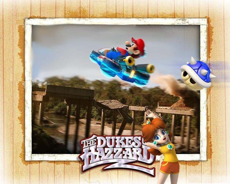 Kotaku 'Shop Contest: Let's Mario Kart Everywhere: The Winners!
