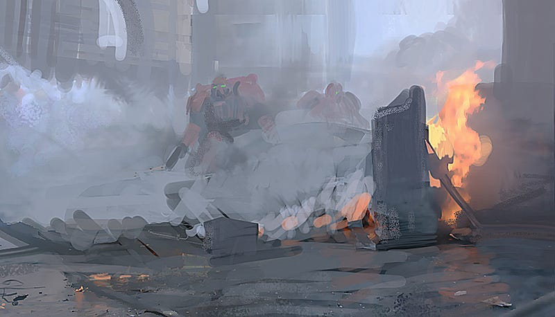For The Emperor! The Art Of Cody Kenworthy