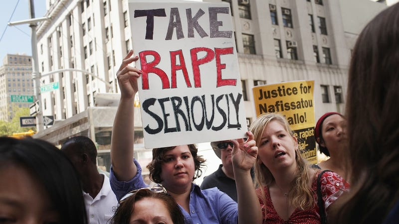 Depressing/Unsurprising Study: Girls View Sexual Violence As Normal