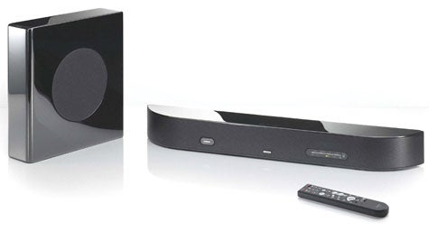 Denon DHT-FS3 X-Space Surround Bar Coming To US?