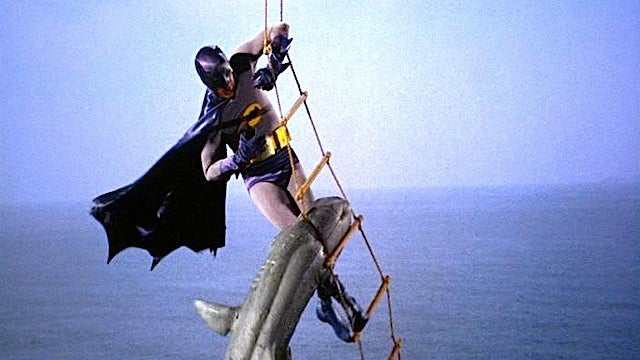 A Letter To Batman's Shark Repellent Bat-Spray, From A Lover Spurned