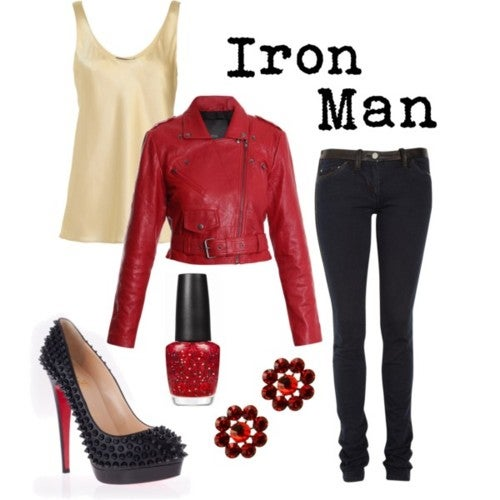 Find fashionable looks inspired by Marvel comics characters