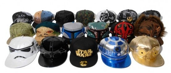 Warning: Wearing These Star Wars Baseball Caps May Be Dangerous for Your Health