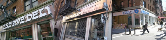 Which East Village Institution Is The Next Bank Branch?