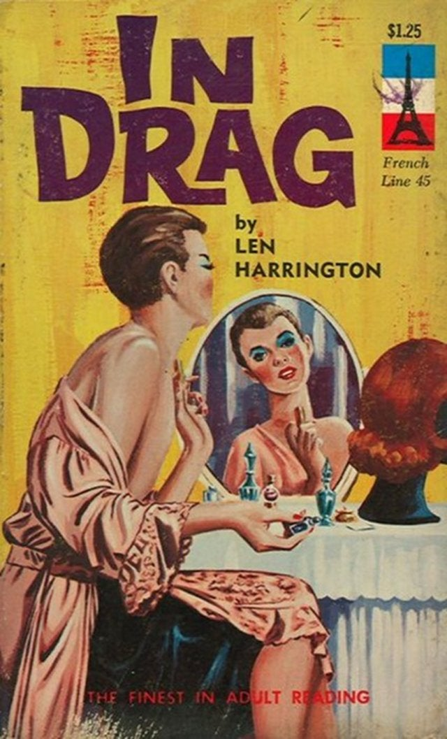 """Back When Drag Was """"Adult Reading"""""""