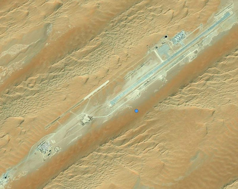 Is This The CIA's Secret Saudi Arabia Drone Base?