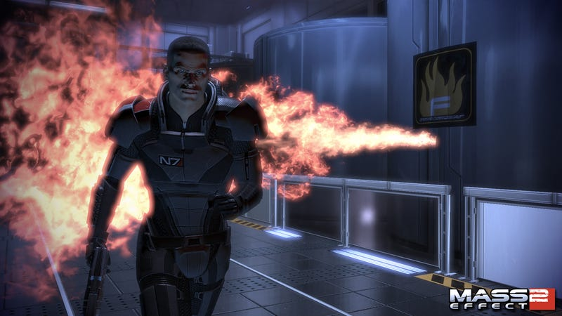 Alien Love Scenes, Strange Allies And Blade Runner In Mass Effect 2
