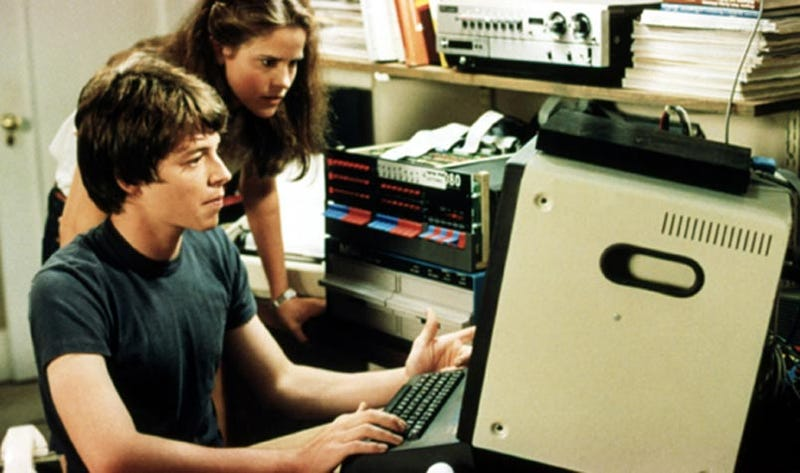 Cinema's Most Dramatic Typing Scenes