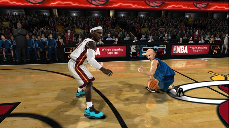 NBA Jam's Next Offering Allows You to Switch Players
