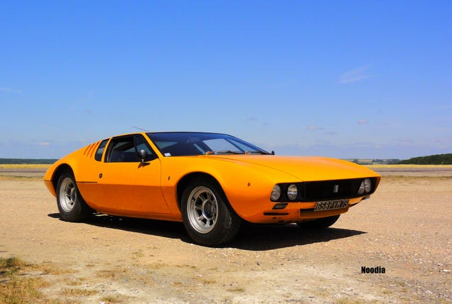 Sports Cars Engines Mid-engine 70s Sports Cars