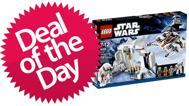 LEGO Star Wars Hoth Wampa Set Is the Ice Cold Deal of the Day