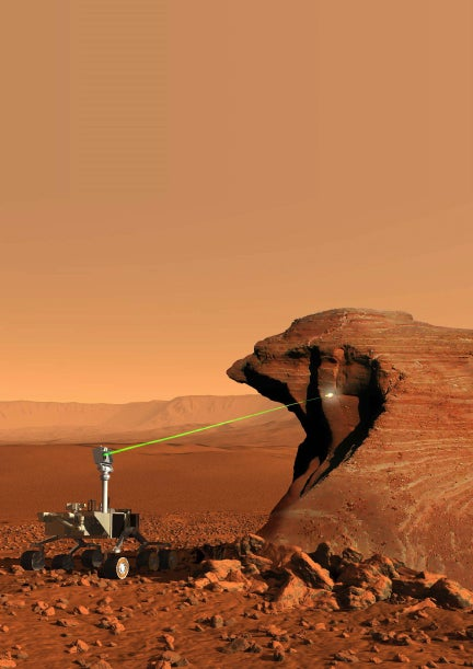 Meet Curiosity — NASA's Mars Science Laboratory
