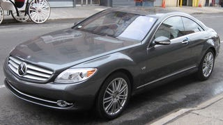 """Nothing Says """"F*** You"""" Like A Mercedes-Benz CL600"""