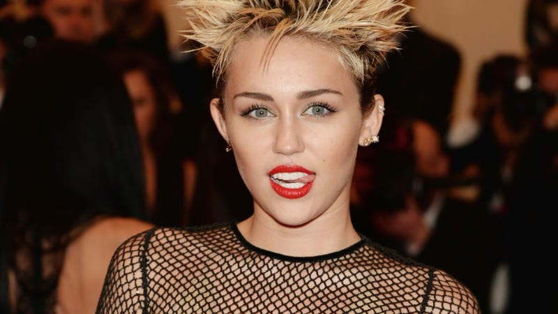 Edgy Miley Cyrus Wanted to Find a 'Weird' 'Tranny Bar' in Germany